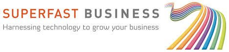 Superfast Business Logo